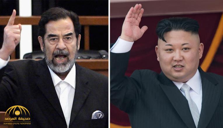 بوتين يشبّه كوريا الشمالية بالعراق خلال عهد صدام حسين
