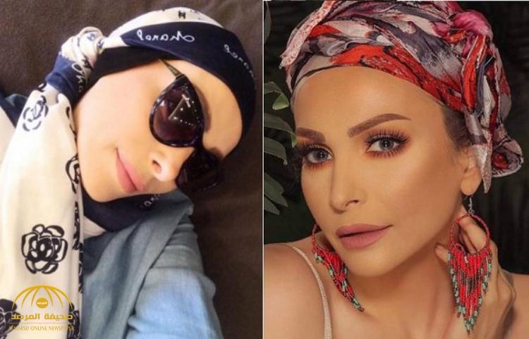 """أمل حجازي تهدد بمُقاضاة المُستهزئين بحجابها وتصِفُهم بـ """"حثالة البشر"""""""