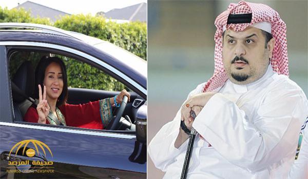 """عبدالرحمن بن مساعد : من يصدقن أن السماح بقيادة السيارة """"ليس إلا نتيجة لنضالهن"""" يعشن في خيال"""
