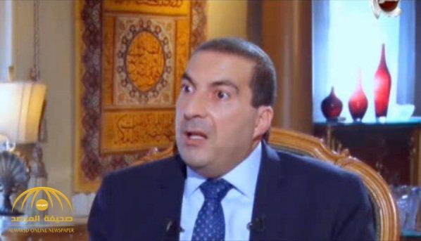 """بالفيديو .. عمرو خالد : سبب كره الإخوان """"ليّ"""" .. لأن زوج عمة والدتي قتل حسن البنا !"""