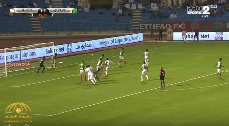 في أول مباراة بعد رحيل الجابر .. بالفيديو : الشباب ينتفض و يهز شباك الاتفاق بثلاثة أهداف مقابل هدفين