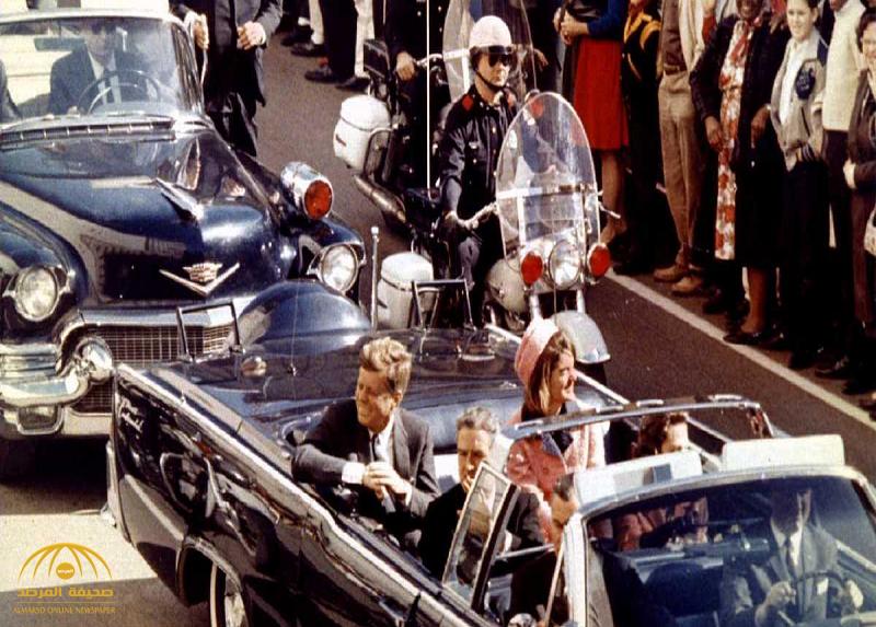 وثائق اغتيال كينيدي.. مكالمة غامضة تكشف سراً مثيراً