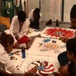 استمدت فكرتها من تجربة في أستراليا..شاهد بالفيديو:فنانين وفنانات بنكهة سعودية بجدة