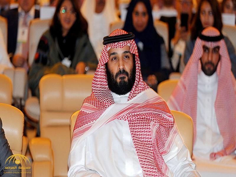 """ردة فعل سريعة من ولي العهد على سؤال هل تقلق مدينة """"نيوم"""" دبي؟.. وهذه أهداف الاتفاقية الموقعة مع مصر!"""