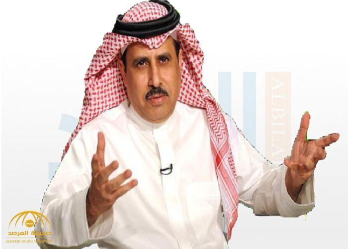 الشمراني: طقطقة الجمهور عادية يا هلال