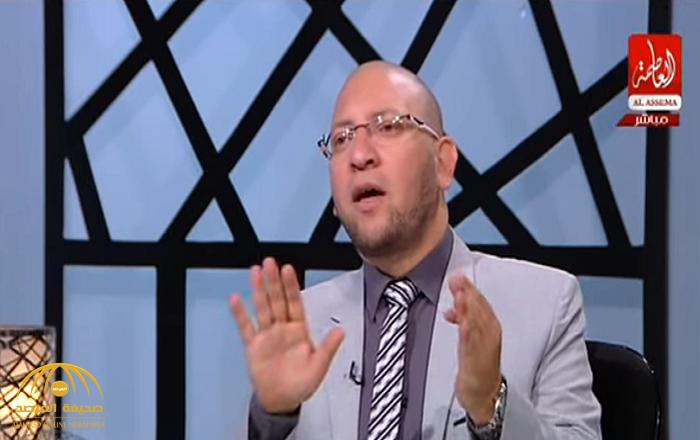 """بالفيديو.. داعية مصري: فيل أبرهة الأشرم اسمه """"محمود""""!"""