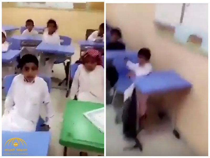 """بالفيديو:متحدث """"التعليم"""" يعلق على واقعة """"تذاكرون ما تذاكرون وظايف ما فيه..هذا ما ينتظر صاحب المقطع لو ثبت أنه """"معلم""""!"""