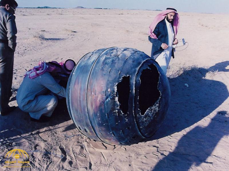 جسم فضائي وزنه 70 كلغم سقط في السعودية قبل 16 عاماً