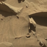 ملاحظة جديدة تفاجئ العلماء على المريخ