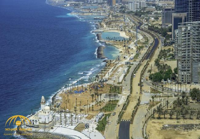بتكلفة تجاوزت 800 مليون ريال ..بالصور:هكذا سيصبح شاطئ جدة بعد تطويره