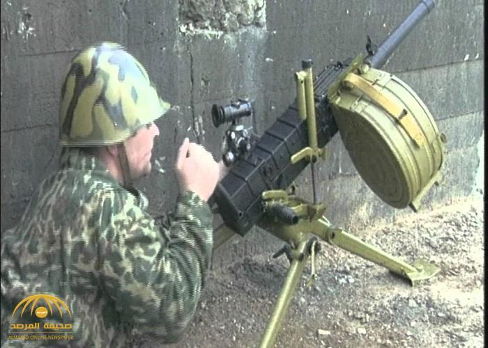 بقدرات خارقة..شاهد بالفيديو: كيف يعمل راجم القنابل AGS-30  الذي اشترته السعودية من روسيا ؟