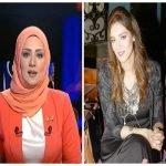 """بالصور : تعرف على  الإعلامية """"مروج"""" التي خلعت حجابها وأصبحت أشهر مذيعة مصرية"""