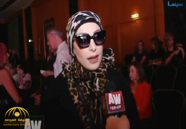 شاهد:أول تصريح لأمل حجازي بعد الحجاب يثير غضب المشاهير..وهكذا علقت على الكاتب مدحت العدل!