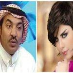 """لاعب الشباب  الأسبق """"فهد المهلل"""" يستفز الفنانة شمس بتغريدة مثيرة.. والأخيرة ترد!"""