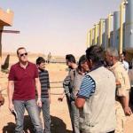 """أسباب تواجد وزير الدولة """"ثامر السبهان"""" في محافظة الرقة السورية بعد تحريرها من داعش قبل يومين!"""