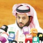 تركي آل الشيخ يحل مجلس إدارة الشباب و يعفي أمين عام نادي النصر
