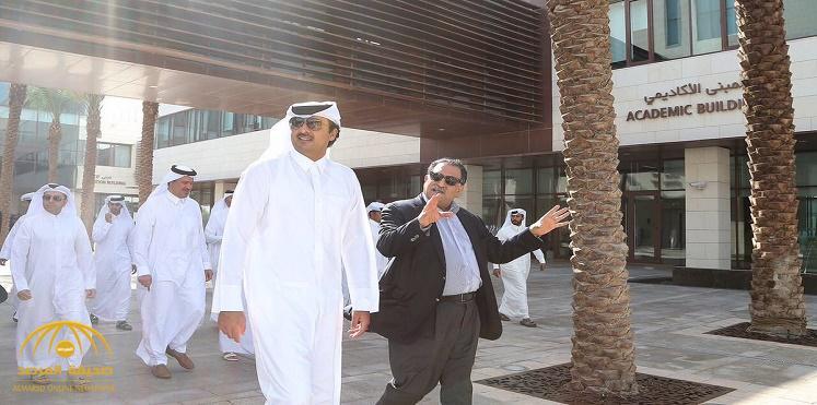 القحطاني: قطر كانت شبه جزيرة فتحولت لجزيرة منعزلة بفضل مخطط عزمي!