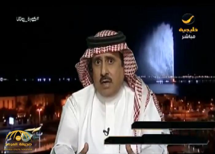 """الكاتب """"أحمد الشمراني"""" يكشف عن اسم الشخصية المقصود بكلام آل الشيخ """"أقزام آسيا""""!"""