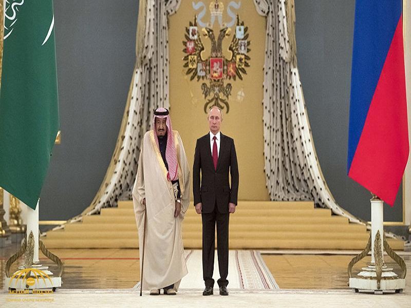 """ماذا قال الرئيس """"بوتين"""" عن  زيارة خادم الحرمين الشريفين لروسيا؟!"""