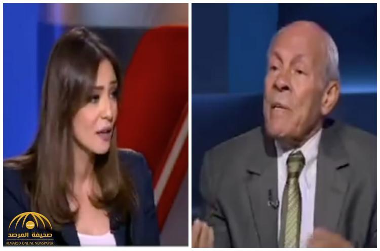 """""""سؤالك غبي .. فين السؤال؟"""" .. شاهد مشادة عنيفة بين مؤرخ مصري ومذيعة"""