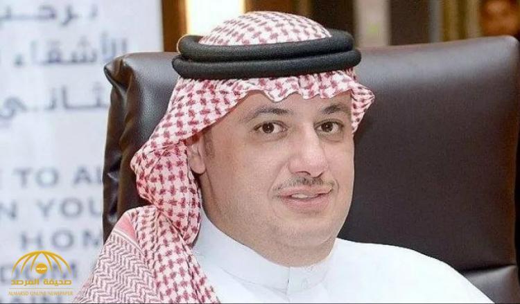 استقالة طلال آل الشيخ من عضوية المجلس الاتحاد السعودي