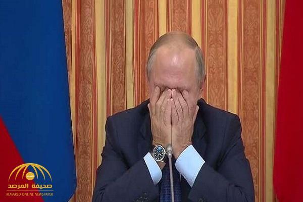 بالفيديو .. وزير روسي يجعل بوتين ينفجر ضحكاً بعد حديثه عن إندونيسيا ولحم الخنزير!