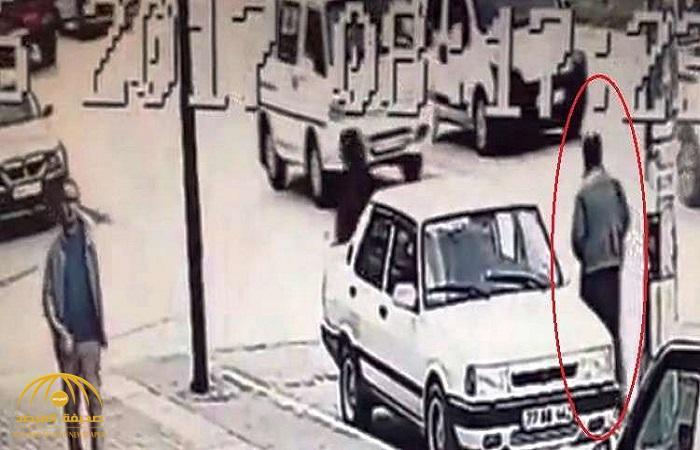 شاهد .. لحظة انتحار سوري بطريقة صادمة في تركيا !