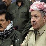 مسعود بارزاني: بغداد لن تتمكن من اعتقال نائبي