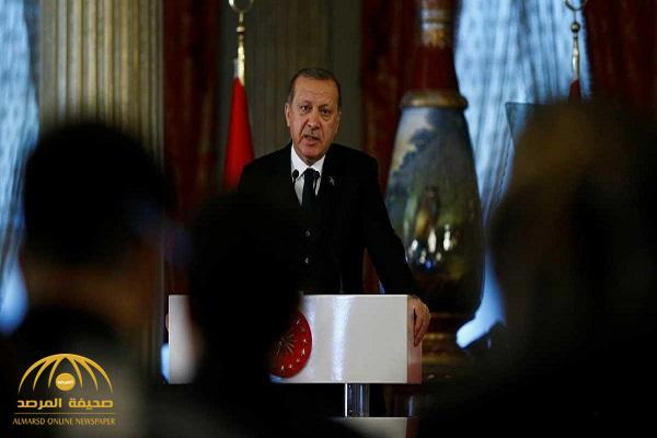 أردوغان يهاجم أمريكا و يصفها بالبلد الغير متحضر بسبب حراسه ! – فيديو