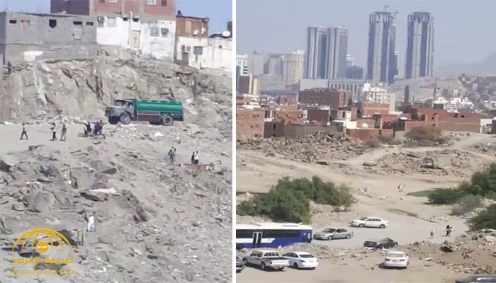 شرطة مكة تكشف حقيقة فيديو بيع المخدرات في وضح النهار