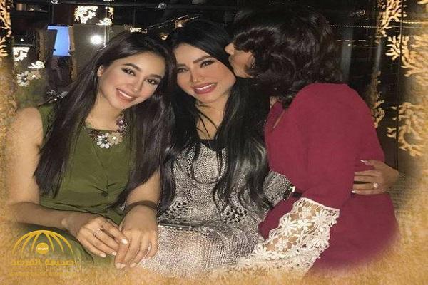 بالصور للمرة الأولى .. شاهد ابنة لجين عمران .. هل تشبه والدتها ؟