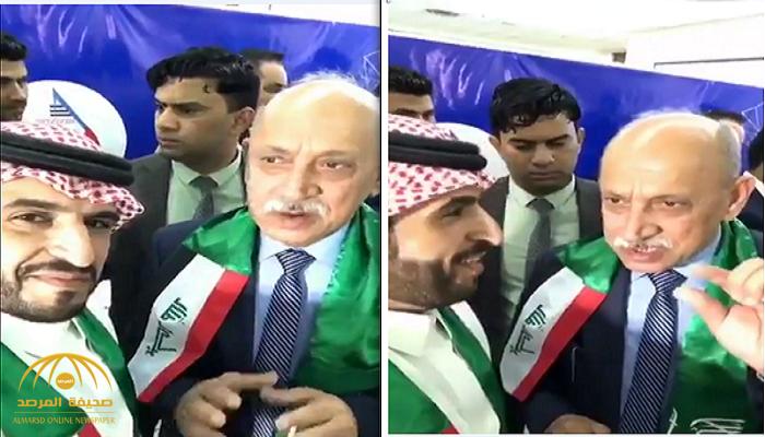 وزير عراقي: متفقون على كل شيء مع السعودية ومختلفون على الهلال والنصر
