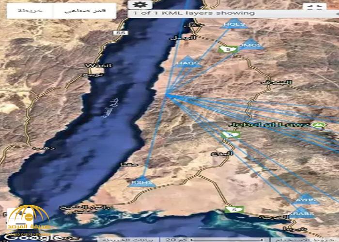 """""""المساحة الجيولوجية""""ترصد هزة أرضية شمال البدع بتبوك..وتكشف عن قوتها!"""