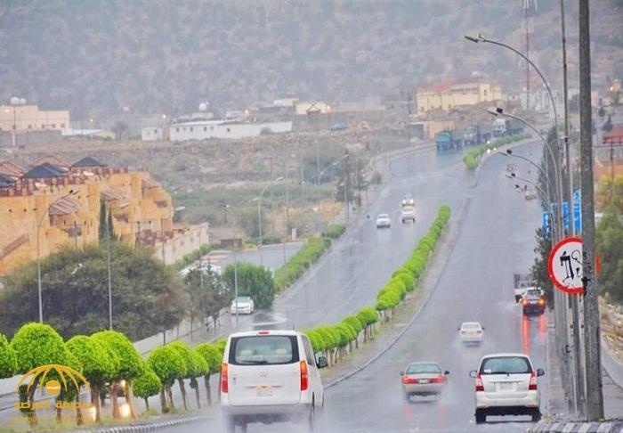 اليوم.. الأمطار الرعدية تجتاح عدة مناطق بالمملكة.. إليك التفاصيل!