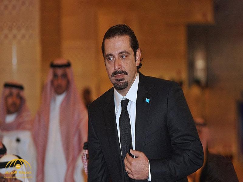 وزير الخارجية الفرنسي يعلق على تواجد الحريري في المملكة