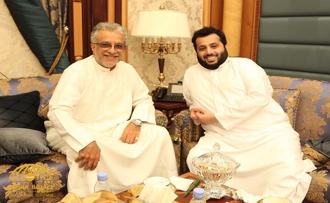 """آل الشيخ يجتمع مع """"سلمان آل خليفة"""" رئيس الاتحاد الآسيوي بالرياض .. ويؤكد: اتفقنا على فتح صفحة جديدة"""