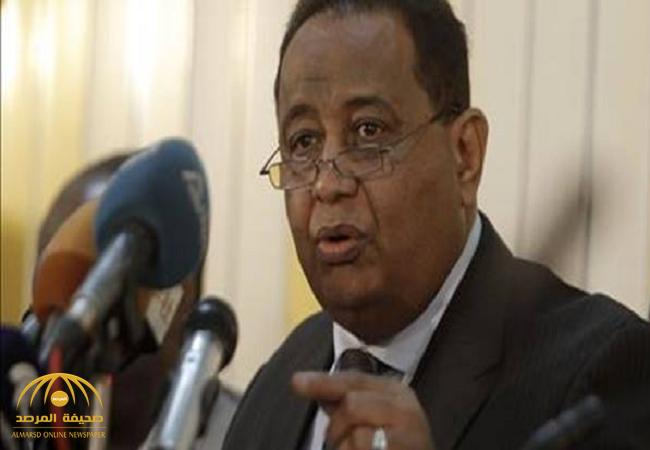 """وزير الخارجية السوداني: سد النهضة يخيف مصر لأنه يوقف """"سلفة"""" السودان المائية !"""