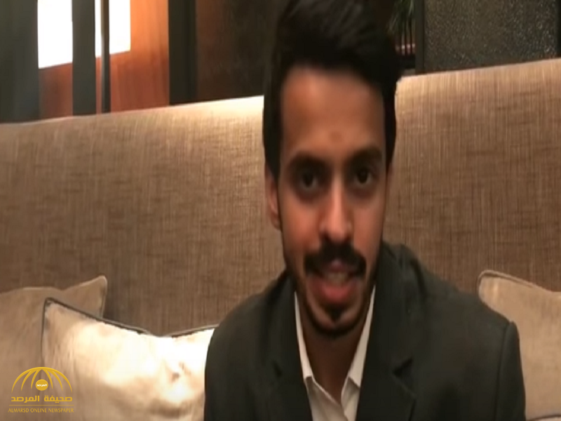 شاهد… شاب سعودي يكشف تجربته من أروقة جامعة أمريكية إلى عامل في مطعم بالسعودية