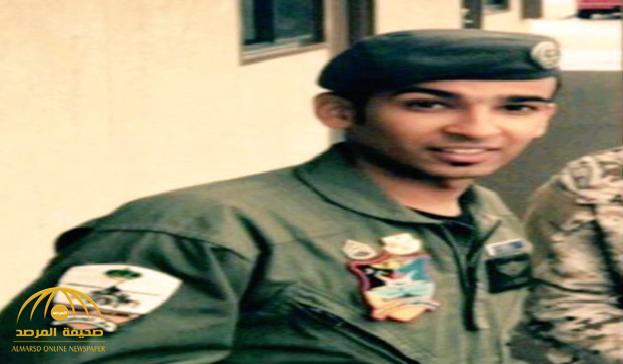 """من هو الوكيل الرقيب """"عبدالله  حدادي"""" أحد المتوفين في طائرة عسير المنكوبة؟"""