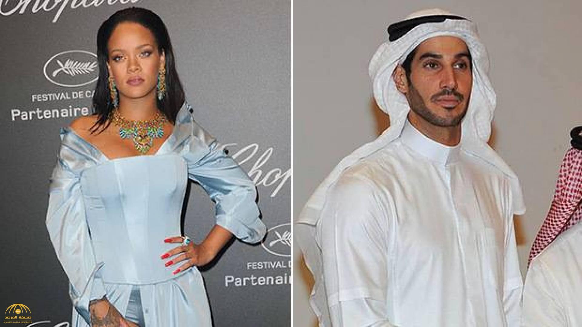"""مفاجأة.. ريهانا وحبيبها """"حسن"""" يخططان لإقامة حفل زفافهما في الرياض!"""