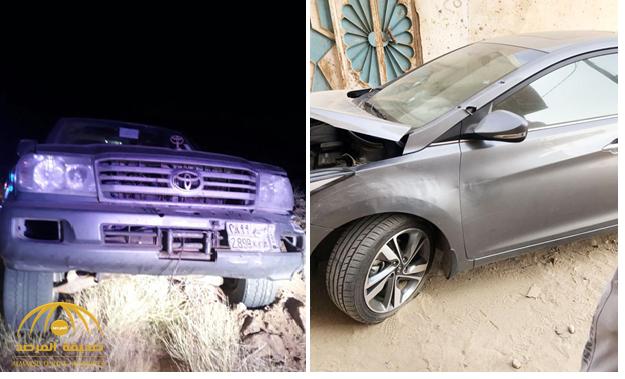 """قاتل رجل أمن صامطة أخفى """"الرشاش"""" في حاوية .. ولهذا السبب قام بالإستسلام دون مقاومة ! -صور"""