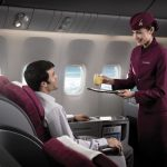 خيانة زوجية على متن طائرة قطرية تجبر قائد الرحلة للهبوط اضطرارياً