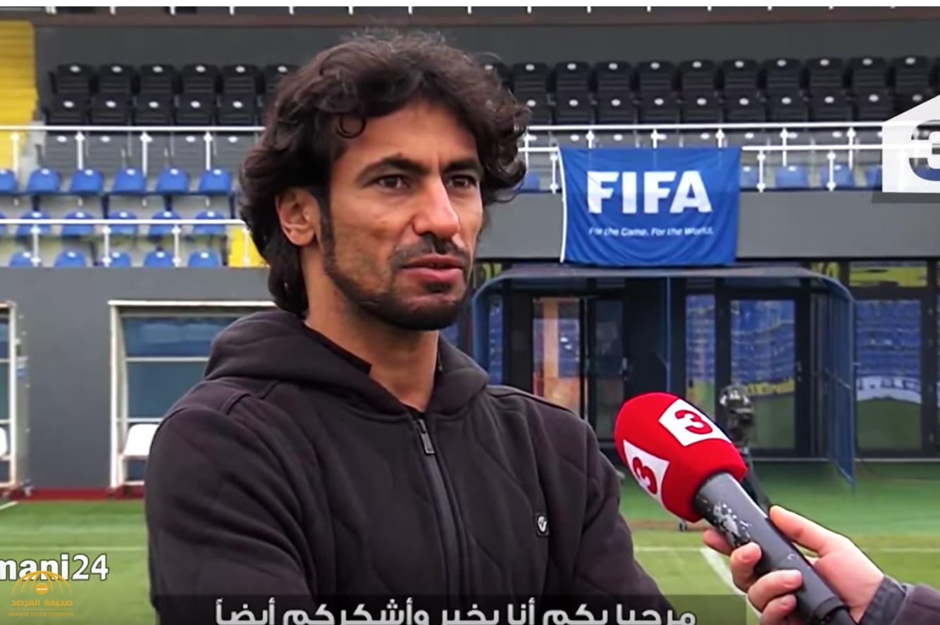 """شاهد..كيف  علق  لاعب النصر السابق  """"حسين عبدالغني"""" على سؤال  حبه لفتيات بلغاريا؟"""