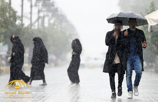 ابتداء من الجمعة .. اضطرابات جوية وأمطار متوقعة تجتاح مناطق المملكة