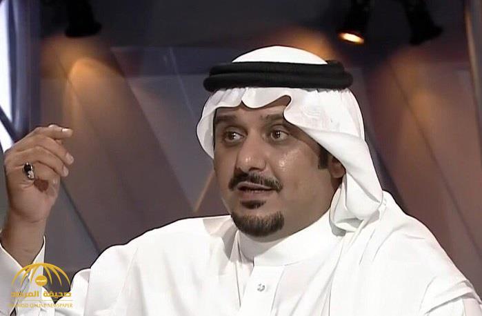 بالفيديو: نواف بن سعد يشن هجوما على المسؤولين الهلاليين.. ويؤكد أضروا الفريق ويستشهد بواقعة!