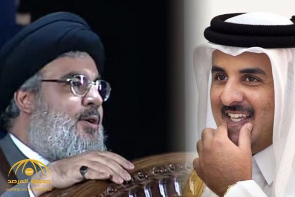 """إسرائيل: قطر مولت """"حزب الله"""" بملايين الدولارات خلال شهر لحل أزمته المالية"""
