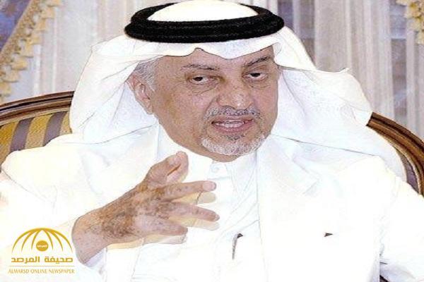الأمير خالد الفيصل يوجه بمنع أي فرق غنائية من العزف في المطاعم بجدة
