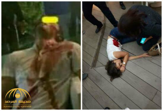 بالصور و الفيديو .. مقتل ابن مسؤول مغربي في هجوم مسلح بمراكش وإصابة فتاة بجانبه