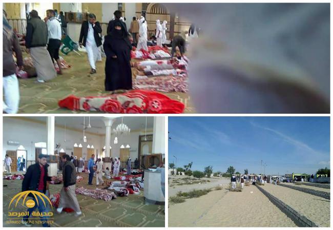 روايات شهود .. هكذا وقعت مجزرة مسجد العريش