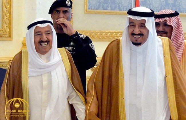خادم الحرمين الشريفين يطمئن في اتصال هاتفي على صحة أمير دولة الكويت